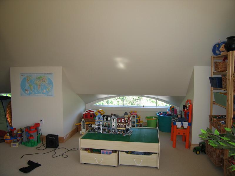 39 Kid's Attic Window