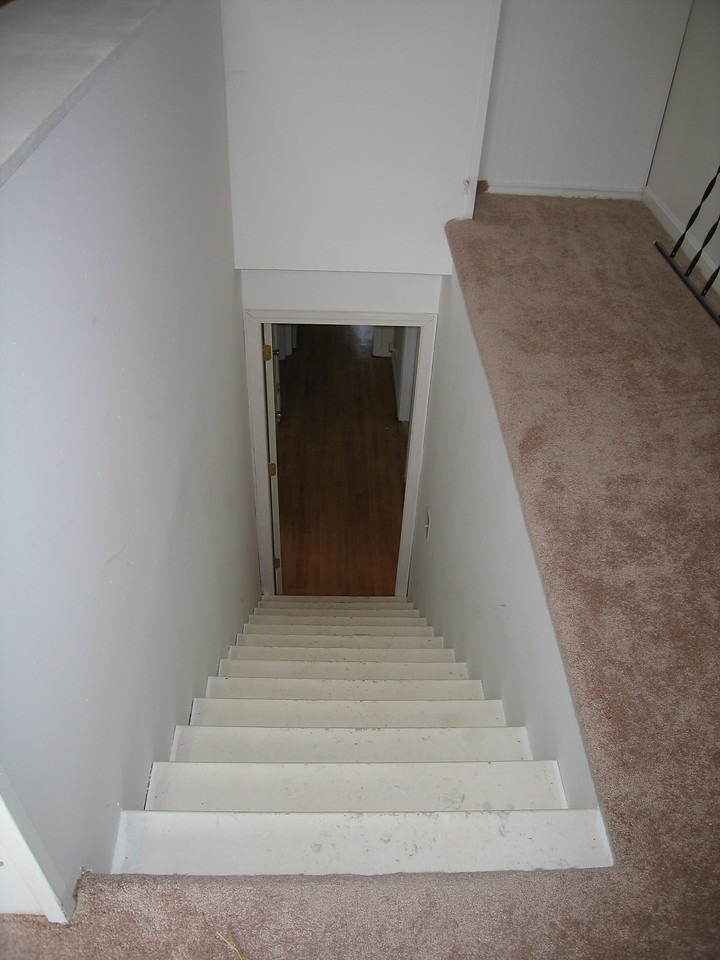 34 Attic Stairs Reverse