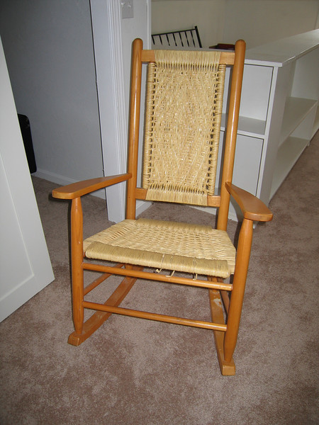 40 Rocking Chair