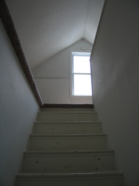 33 Stairs to Attic