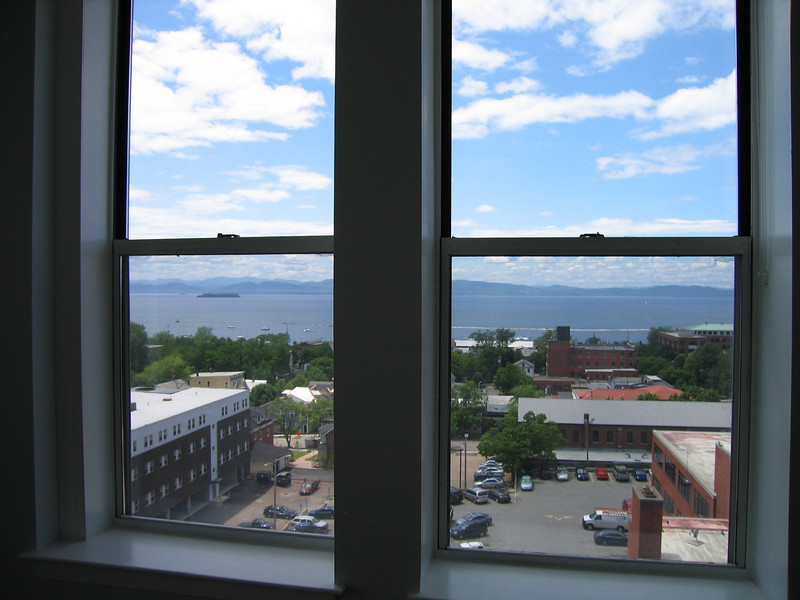 35 Lake View from West Windows