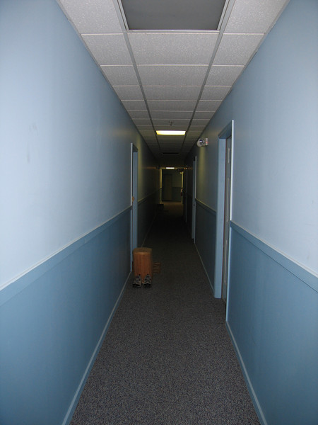 40 Seventh Floor Hallway