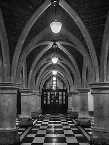 The Corridors of Justice