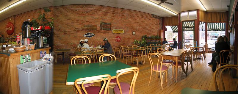 14 Martone's, Dining Area Pan