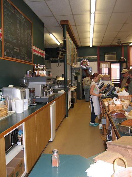22 Martone's, Counter Work Area