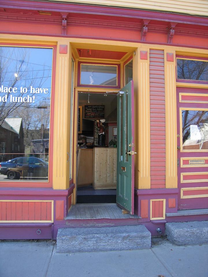 06 Nunyun's, Doorway