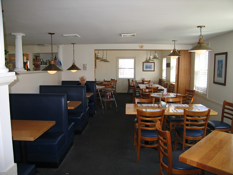 17 Papa Nick's, Dining Area from Front Right Corner