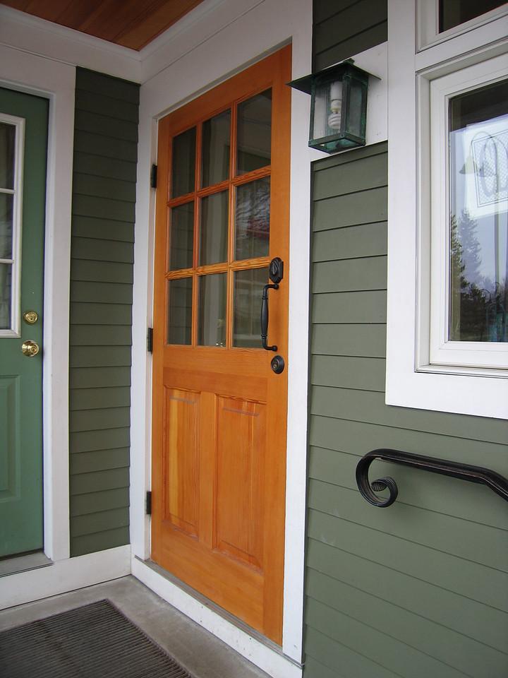 14 Penny Cluse, Doorway Detail