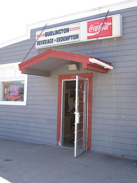 12 Burlington Beverage, Entry