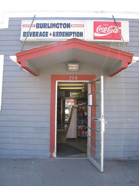 14 Burlington Beverage, Doorway