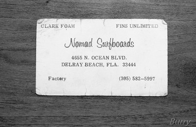 "Original ""Business Card"""