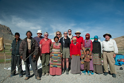 Northern Nomadic Expedition + Pangong Trek 2013
