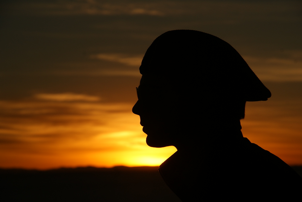 Nomadic Samuel Silhouette | Travel Photo