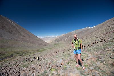 Nomads, Salt Lakes + High Passes to Pangong Lake Trek 2015   Ladakh