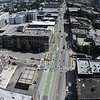 Active Transportation Aerial - Seattle