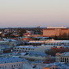 Golden Light on Fremantle Hospital