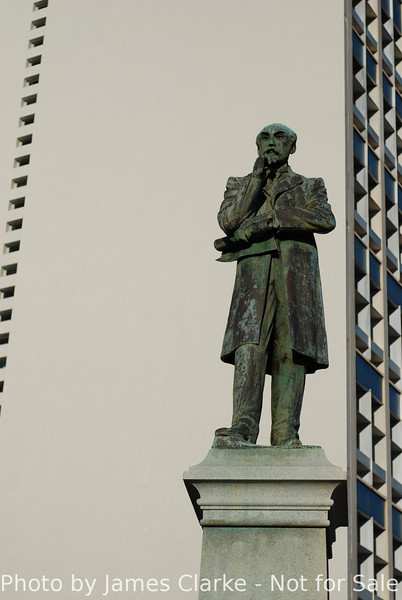 C.Y. O'Connor Statue