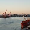 A Quiet Dusk on the Harbour
