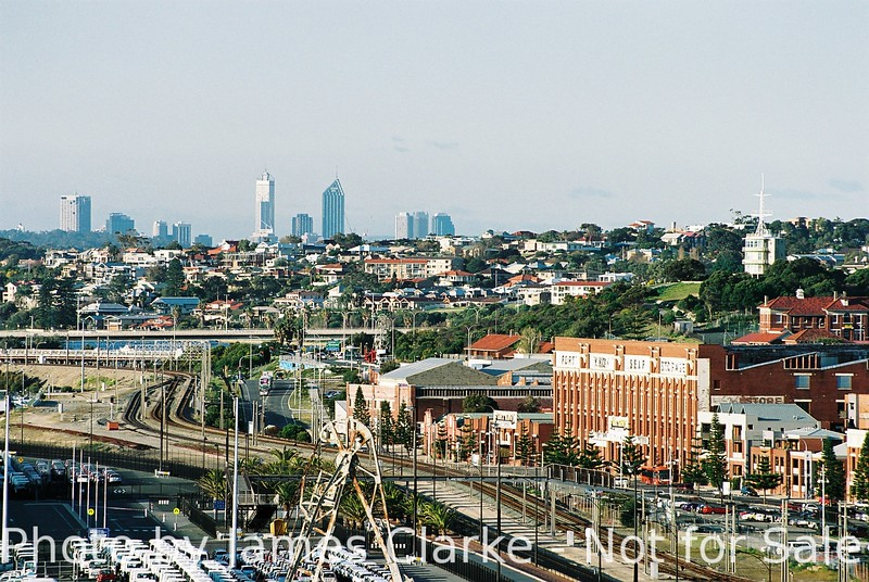 A View Towards Perth