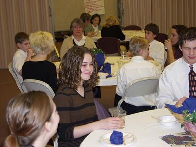 2003 - 05 Etiquette Dinner Cooper Mt Youth