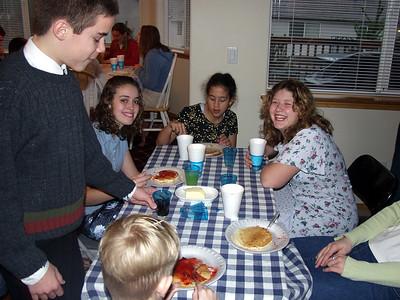 2003 - Jan Pancake Breakfast
