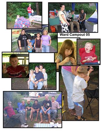 2005 - 07 Ward Campout