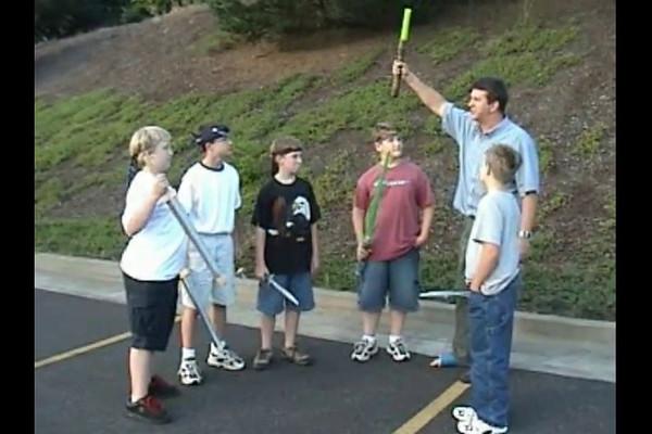 Cooper Mt Ward Youth Scripture Videos