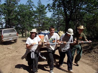Handcart Trek 2002