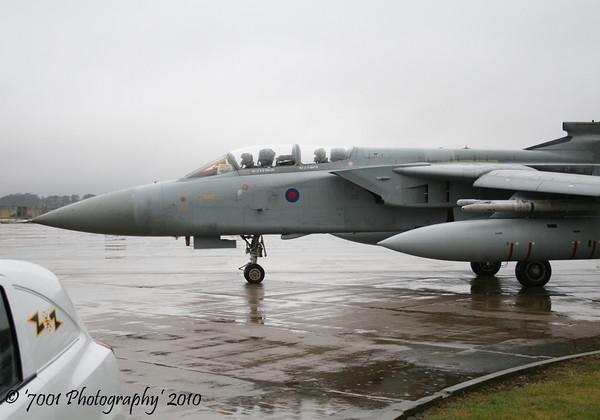 ZE342/'HP' (111 SQN marks) Tornado F.3.