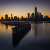 NYC Sunrise from Jersey City