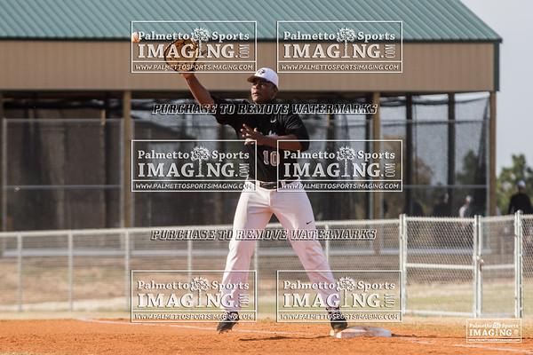 Gray Collegiate Academy JV Baseball vs Calhoun County