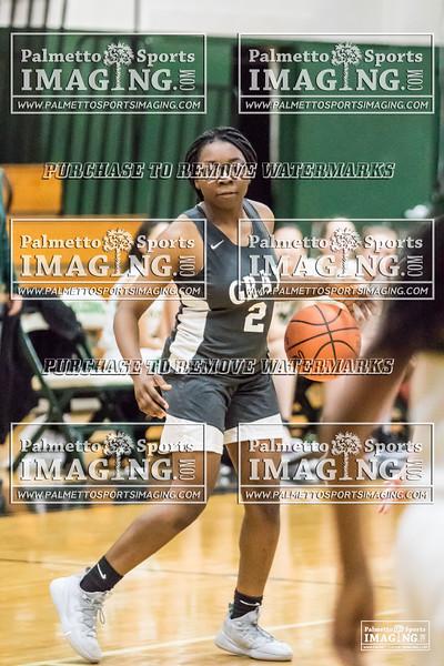 Gray Collegiate Academy JV Ladies Basketball vs Ben Lippen-1