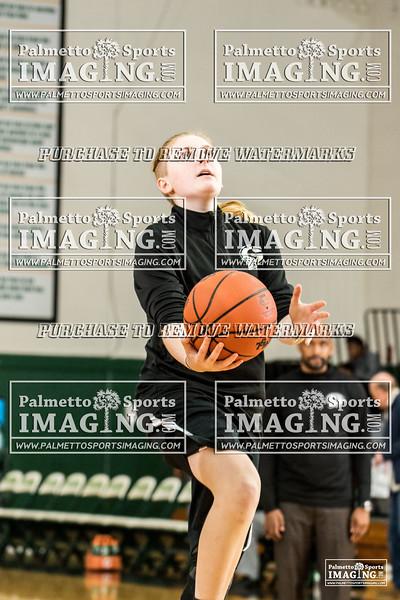 Gray Collegiate Academy Varsity Ladies Basketball vs Ben Lippen-1