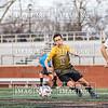 Gray Collegiate Varsity Mens Soccer vs PAC at Capitol City Cup-18