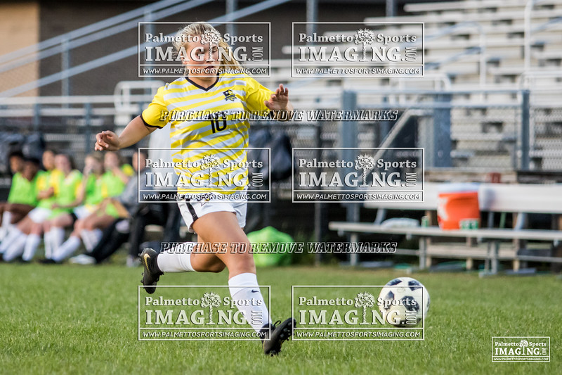 Gray Collegiate Academy Varsity ladies Soccer vs gilbert-84
