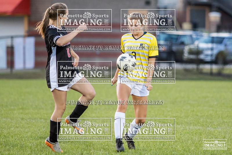 Gray Collegiate Academy Varsity ladies Soccer vs gilbert-93