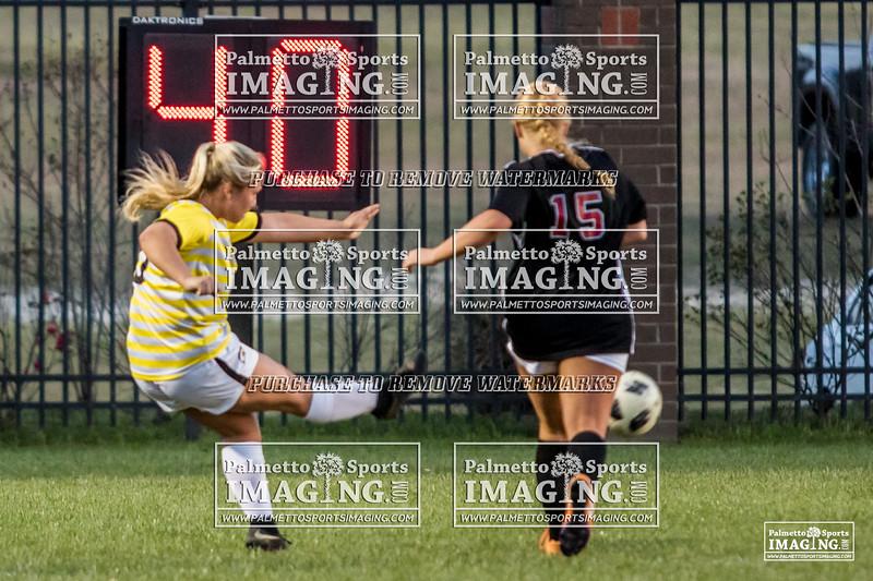 Gray Collegiate Academy Varsity ladies Soccer vs gilbert-130