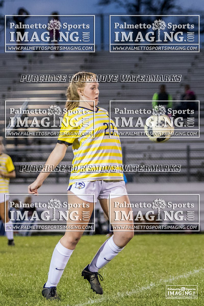 Gray Collegiate Academy Varsity ladies Soccer vs gilbert-155