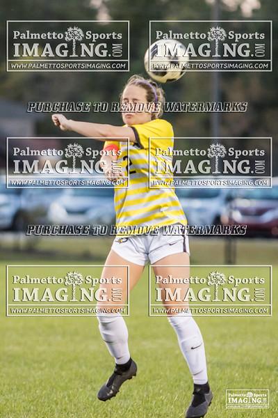 Gray Collegiate Academy Varsity ladies Soccer vs gilbert-116