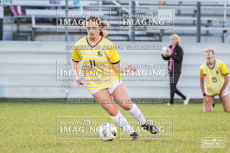 Gray Collegiate Academy Varsity ladies Soccer vs gilbert-114