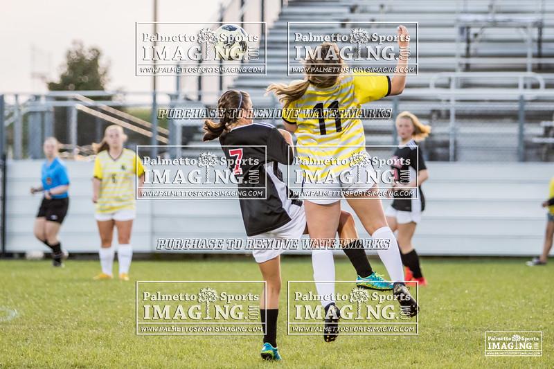 Gray Collegiate Academy Varsity ladies Soccer vs gilbert-104