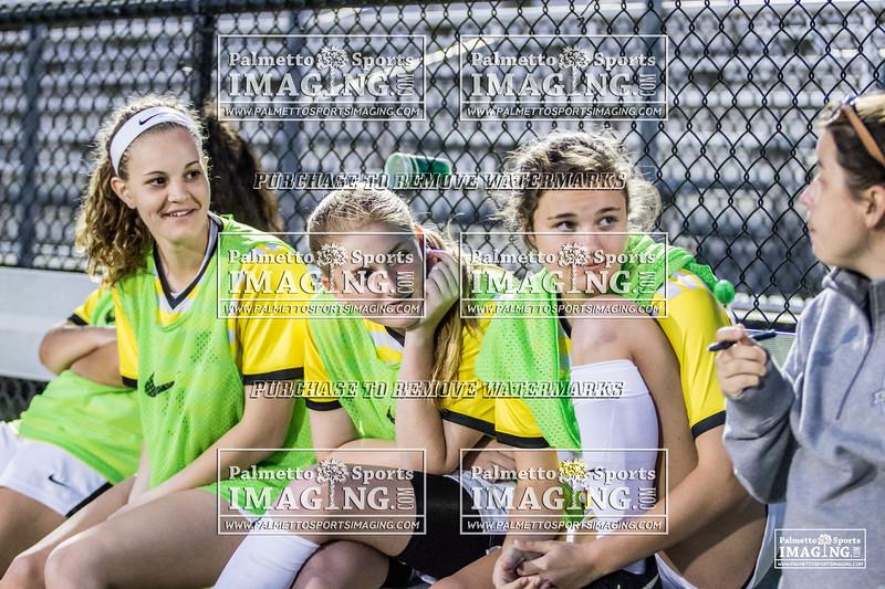 Gray Collegiate Academy Varsity ladies Soccer vs gilbert-153