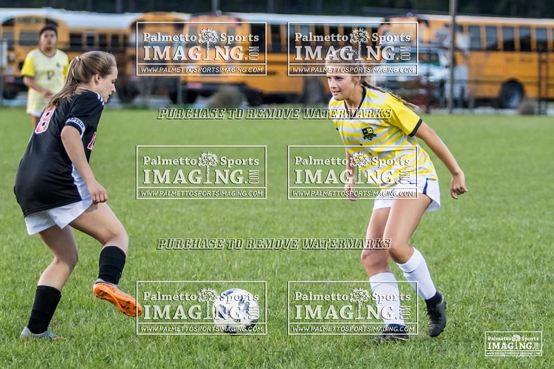 Gray Collegiate Academy Varsity ladies Soccer vs gilbert-94