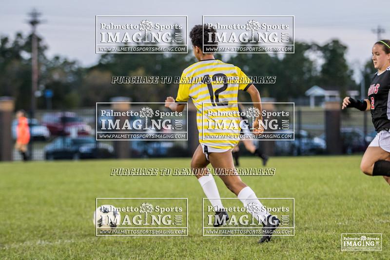 Gray Collegiate Academy Varsity ladies Soccer vs gilbert-131