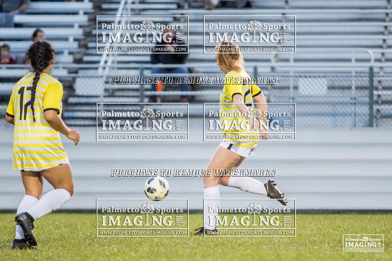 Gray Collegiate Academy Varsity ladies Soccer vs gilbert-138