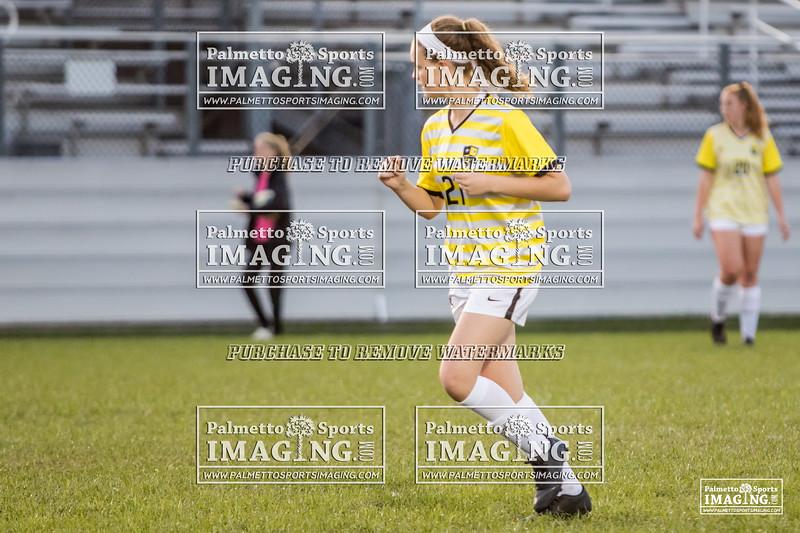 Gray Collegiate Academy Varsity ladies Soccer vs gilbert-90