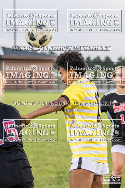 Gray Collegiate Academy Varsity ladies Soccer vs gilbert-122