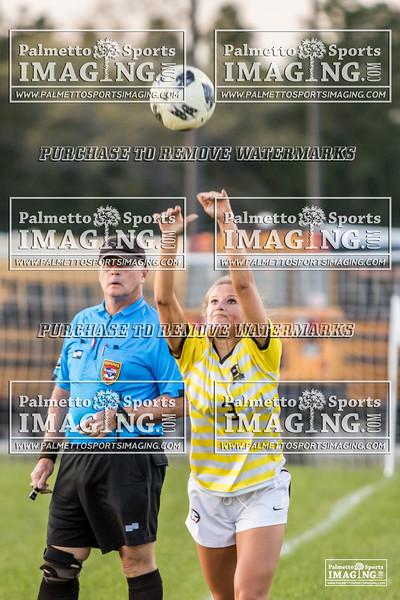Gray Collegiate Academy Varsity ladies Soccer vs gilbert-108