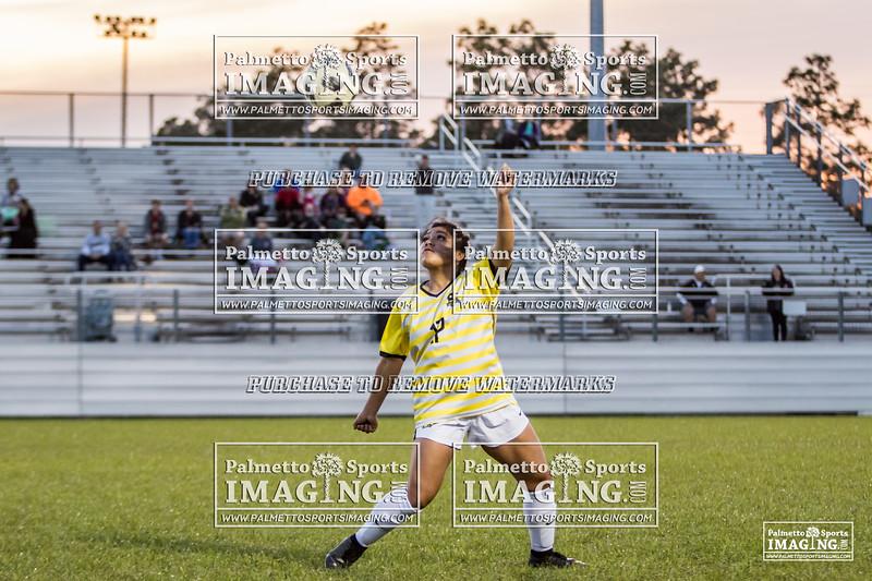 Gray Collegiate Academy Varsity ladies Soccer vs gilbert-132