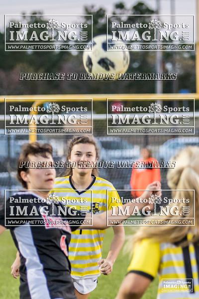 Gray Collegiate Academy Varsity ladies Soccer vs gilbert-124